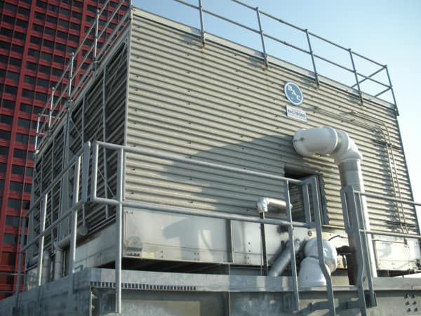 Current Midwest Large Industrial Reconditioned Cooling Towers