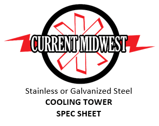 Goes to Current Midwest Logo Stainless or Galvanized Steel CT Spec Sheet